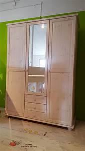 Jugendzimmer Weiß Massiv : kleiderschrank schrank 3 trg kiefer massiv weiss lasiert kinder jugendzimmer kaufen bei ~ Indierocktalk.com Haus und Dekorationen