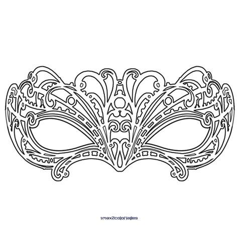 Dessin Masque Vénitien … Pinteres…