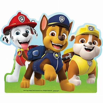Paw Patrol Standee Icon Party Email Partycity