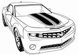 Bumblebee Coloring Transformer Pages Transformers Camaro Printable Bee Drawing Camero Cars Clipart Print Ss Chevy Colouring Club Sheets Boys Clipartmag sketch template