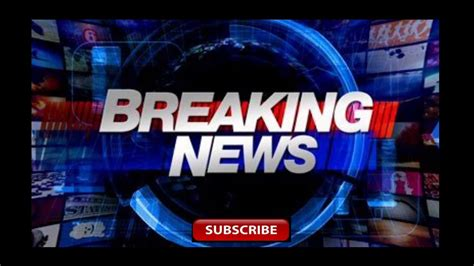 Breaking News Sound Effect Background Music