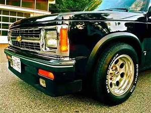 Sell Used 1988 Chevy S10 Blazer 2wd Full Load 12k Resto Collector Status And Plates In Vancouver