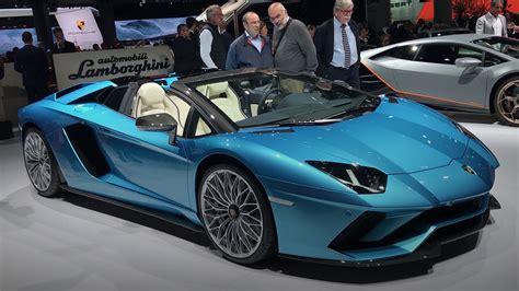 Une voiture autonome chez Lamborghini... pas pour tout de ...