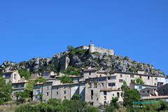 trigance village du haut var provence web