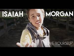 Justin Bieber Love Yourself Cover By Isaiah Morgan