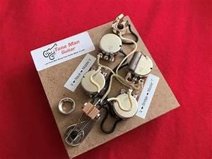 Gibson Epiphone Sg 3 Pickup Wiring Upgrade Kit