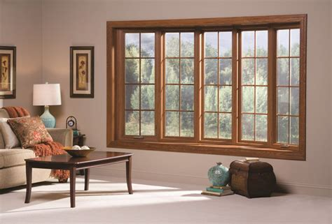 custom sized bay windows bow windows sunrise windows doors