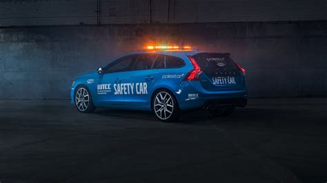 volvo  polestar  safest  wtcc safety car