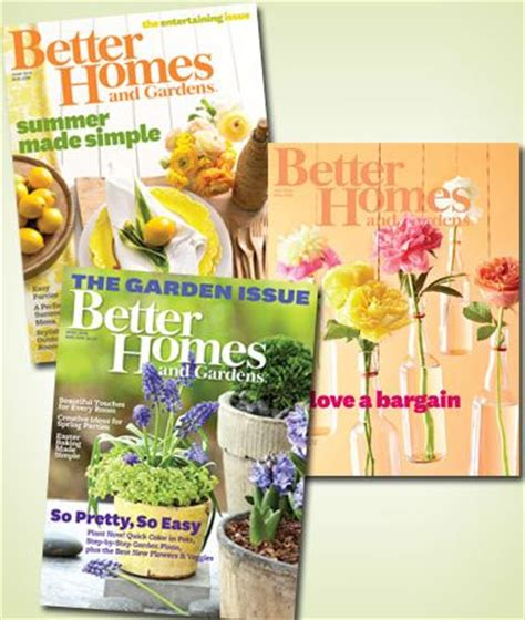better homes and gardens 2 years for 7 faithful provisions