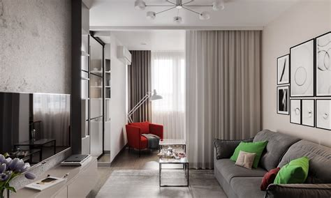modern studio apartments 3 modern studio apartments with glass walled bedrooms