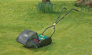 Best Manual Lawn Mower 2020 Uk  Hand Push Lawn Mower