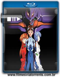 Neon Genesis Evangelion Torrent BluRay Rip 1080p