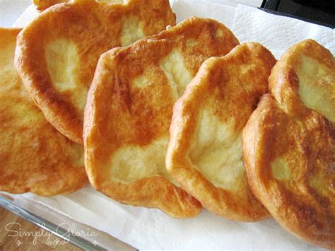 fry bread homemade fry bread simply gloria