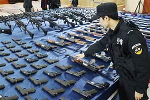 China Seizes 10,000 Illegal Guns In Weapons Raid, As Gun ...