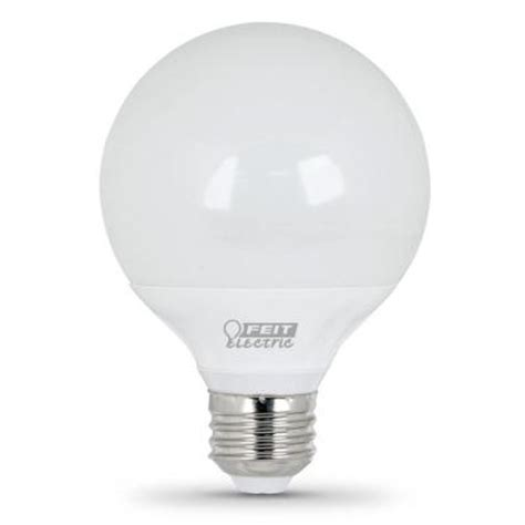feit electric 25w equivalent soft white 3000k g25 led