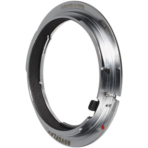 novoflex lens mount adapter nikon lens to canon eos