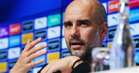 Pep Guardiola press conference LIVE as Man City manager ...