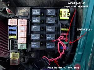 How To Rewire Fog Lights