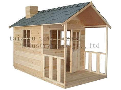 popular playhouse plans  build  childs dream play house   girls pinterest