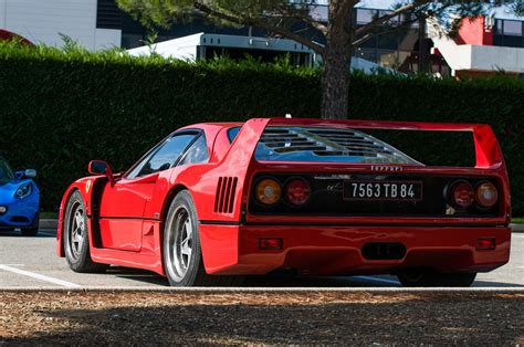 Ferrari, F40, Supercars, Red, Car Wallpapers HD / Desktop and Mobile Backgrounds