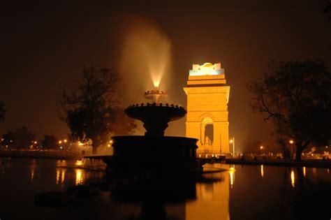 indiagate  nightdelhi india travel forum indiamikecom