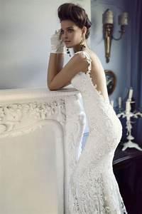 Lace Wedding Dress Open Back: Undeniably Smoking Hot | iPunya