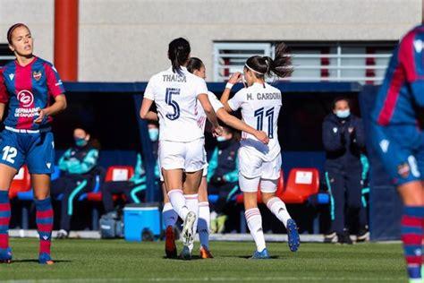 El Real Madrid gana un duelo directo al Levante y se sitúa ...