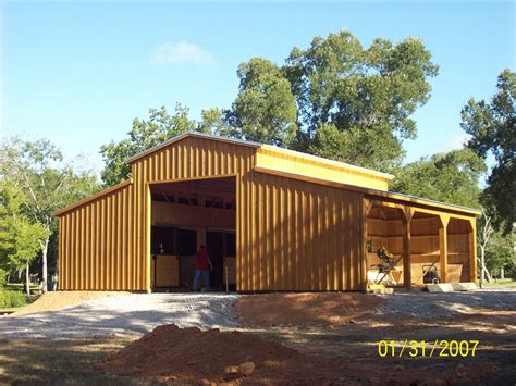 Shed Row Barns by 12 Wide Portable Shed Row Barns For Sale Deer