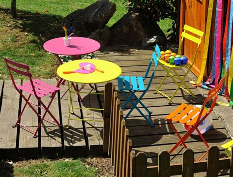 salon jardin enfant salon de jardin enfant en 18 propositions tendance
