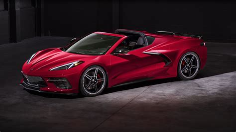 News - C8 Corvette Unveiled, Chevy Says Mid-Engine Layout ...