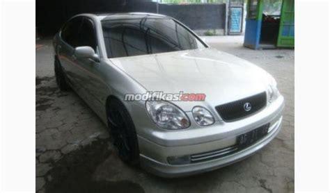 Modifikasi Lexus Gs by Lexus Gs300 Toyota Aristo 2002