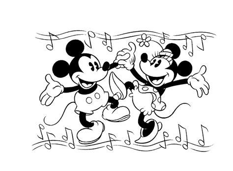 Kleurplaat Verjaardag Mickey Mouse by Kleurplaat Mickey Mouse Verjaardag Krijg Duizenden