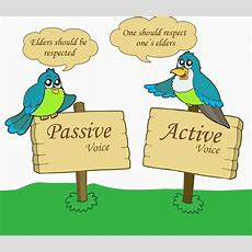 Active And Passive Voice With Examples Enrichway