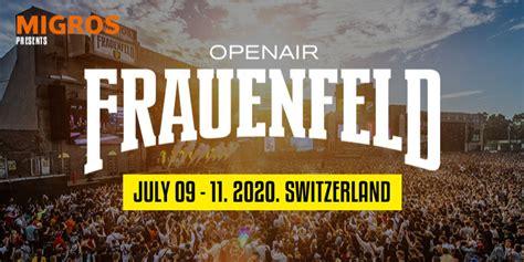 openair frauenfeld   bis  juli