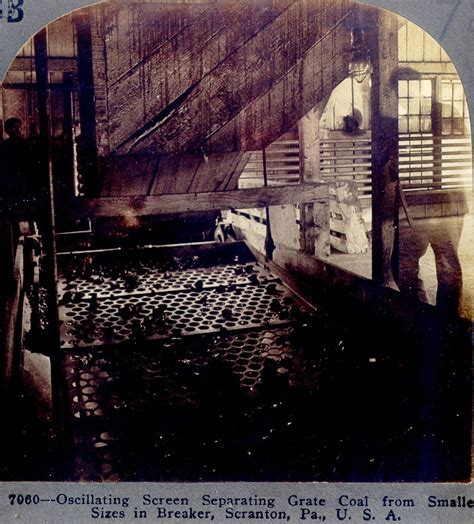 Historical Coal Mining Pictures