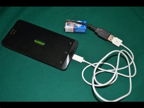 how to charge a phone without charger how to quot charge mobile quot without electricity