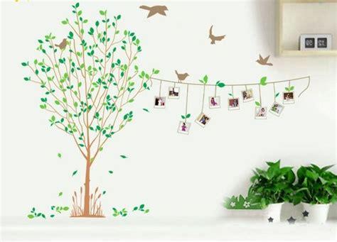 Wandtattoo Bilderrahmen Baum by Die Besten 25 Wandsticker Baum Ideen Auf
