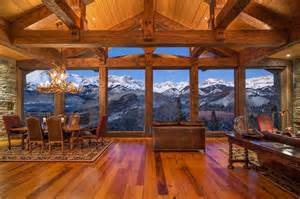 Beautiful Mountain House Plans With A View by Room With A View Mountain Vistas Sotheby S