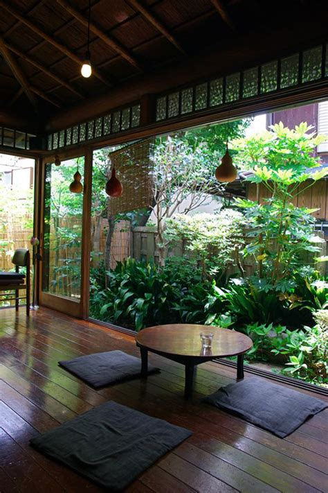 decoration zen et nature 15 mix modern japanese courtyard with nature house design and decor