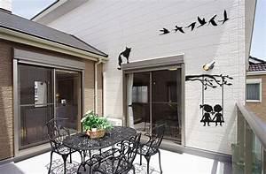 Decoration Pour Mur Exterieur : emejing deco exterieur maison ideas design trends 2017 ~ Dailycaller-alerts.com Idées de Décoration