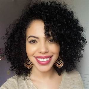 27+ Black Curly Hairstyle Ideas, Designs | Haircuts ...