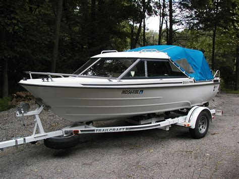 Boat Hardtop by Kmv 17 Ft Hardtop The Hull Boating And