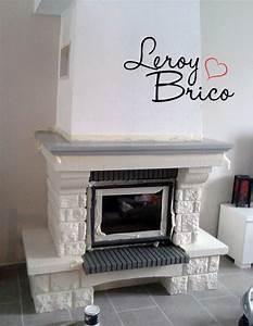 Peindre Des Briques De Cheminée : repeindre une chemin e ancienne ~ Farleysfitness.com Idées de Décoration