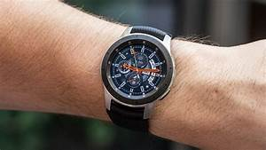 Samsung Galaxy Watch  The Premier Android Smartwatch