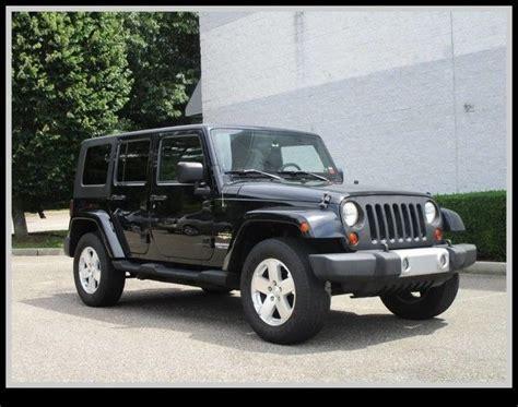 jeep wrangler sahara unlimited sahara   owner