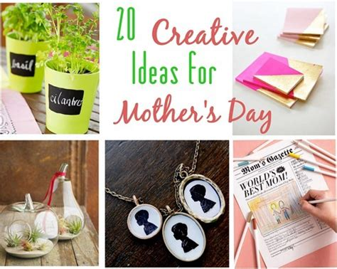 creative mothers day ideas 20 creative ideas for mother s day gifts centsational girl