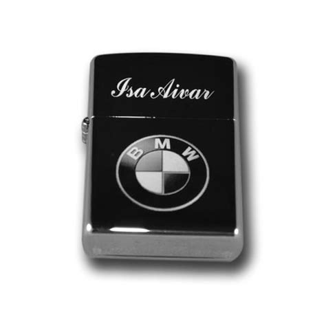 Zippo Lighter With Engraved Photo And Dedication Luxgraveer