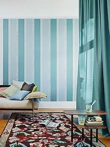 Alternative Zu Tapete : stoffe f r die wand als alternative zu tapete mit w rmeschutz und schallschutz auch als ~ Watch28wear.com Haus und Dekorationen