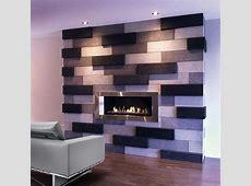 FiniPlus • Manteaux de foyer et poêle • Mur de pierre