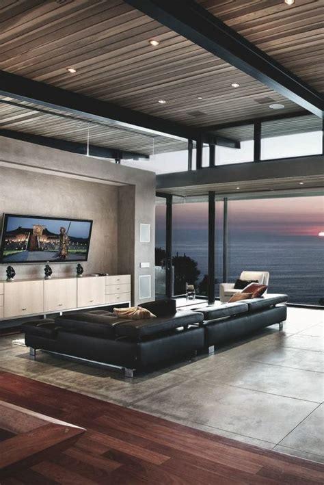 Designklassiker Fuer Ein Elegantes Wohnzimmer Design by Schlichte Beleuchtung Im Luxus Wohnzimmer Interessantes